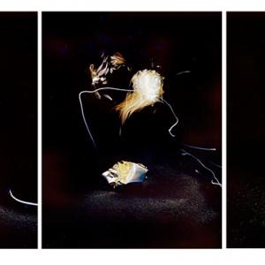 """GFS"", 2013, triptych, each ca. 110x90cm, C-Print analog, 2+1 AP"