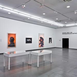 """""""Bauhaus und die Fotografie Zum Neuen Sehen in der Gegenwartskunst"""", NRW Forum Düsseldorf, 2018/2019 © Kris Scholz"""