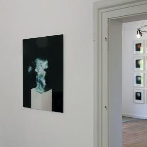 """Dokumentation view of """"TWO EXHIBITIONS – PHOTOGRAPHIC WORKS. Daniel T. Braun / Eyal Pinkas"""", UP ART Galerie für zeitgenössische Kunst, Neustadt an der Weinstraße (Double Solo), 2017"""