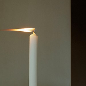 """candle no.1"", 2011, ca. 80x85cm, C-Print analog, 2+1 AP"