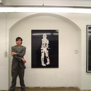 """2005 """"Unter Verdacht"""", zeitgenössische Fotografie und Installation, Rocker33 Stuttgart"""