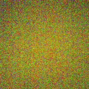 """Nightheaven No.1"", 2005, ca. 100x130cm, photohandy/auto-tonal value, c-print, 2+1AP"