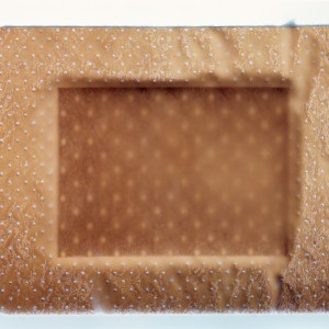 """THLG No.2"", 2014, ca. 90x120cm, photogram on colorfilm/C-Print analog, 2+1 AP"