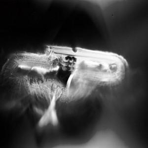 """VIBRINS no.7″, 2015, ca. 100x120cm, photogram on colorfilm/C-Print analog, 2+1 AP"